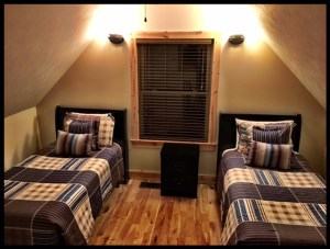 Private Deluxe Cabin