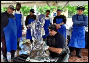 Basic Training Ice Carving Class
