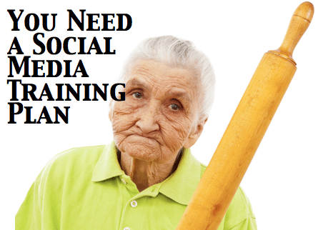 You Need a Social Media Training Plan