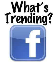 fb trending