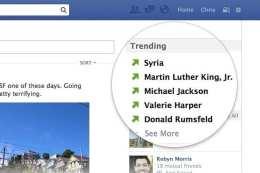 TrendingFacebook