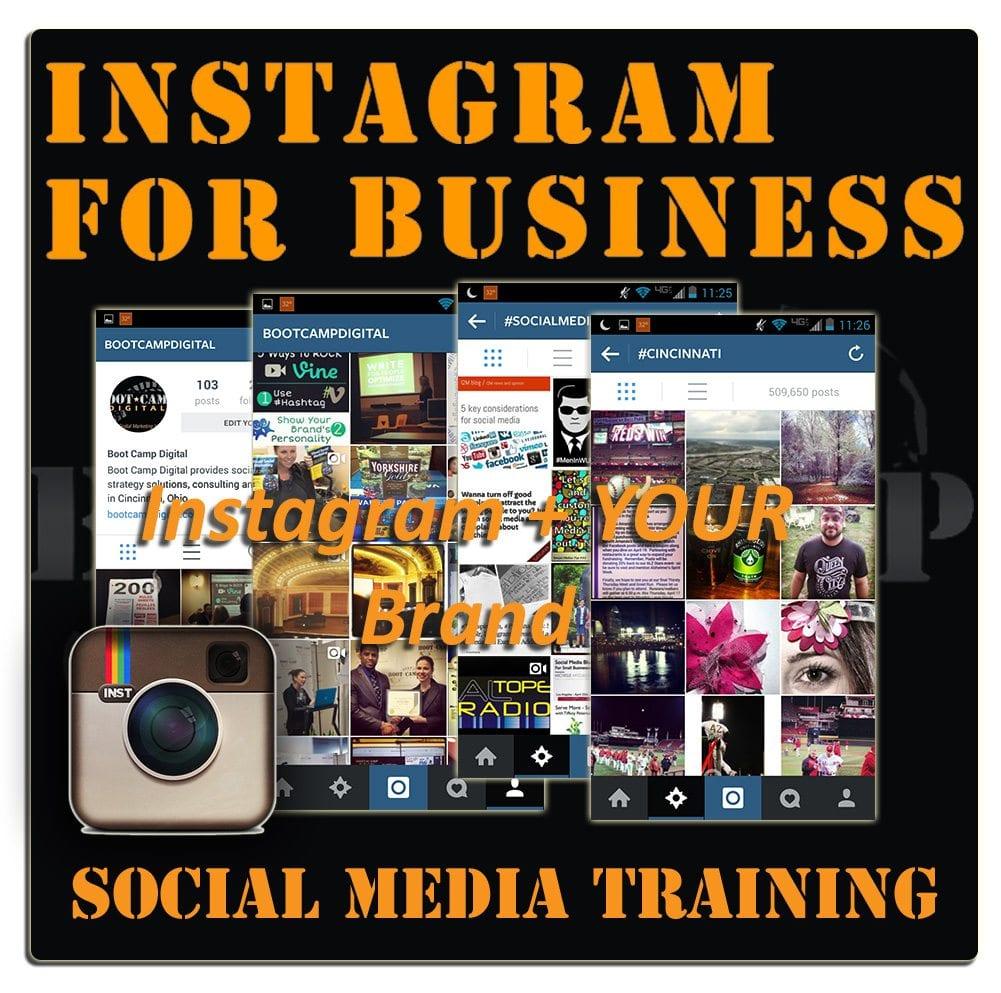 Instagram Marketing for Business