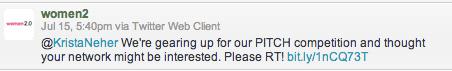 Twitter marketing fail