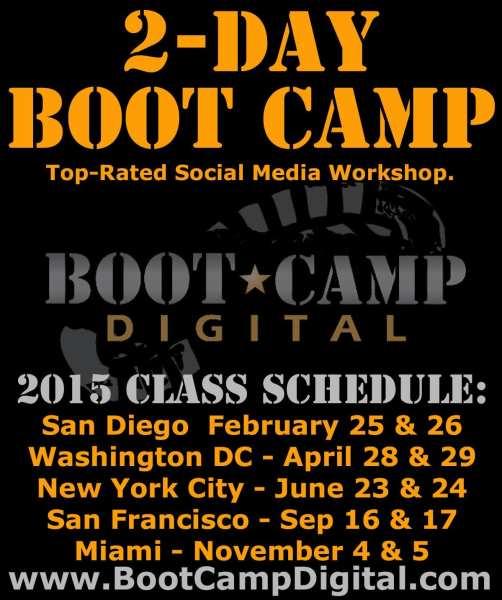 2015 Social Media Workshop