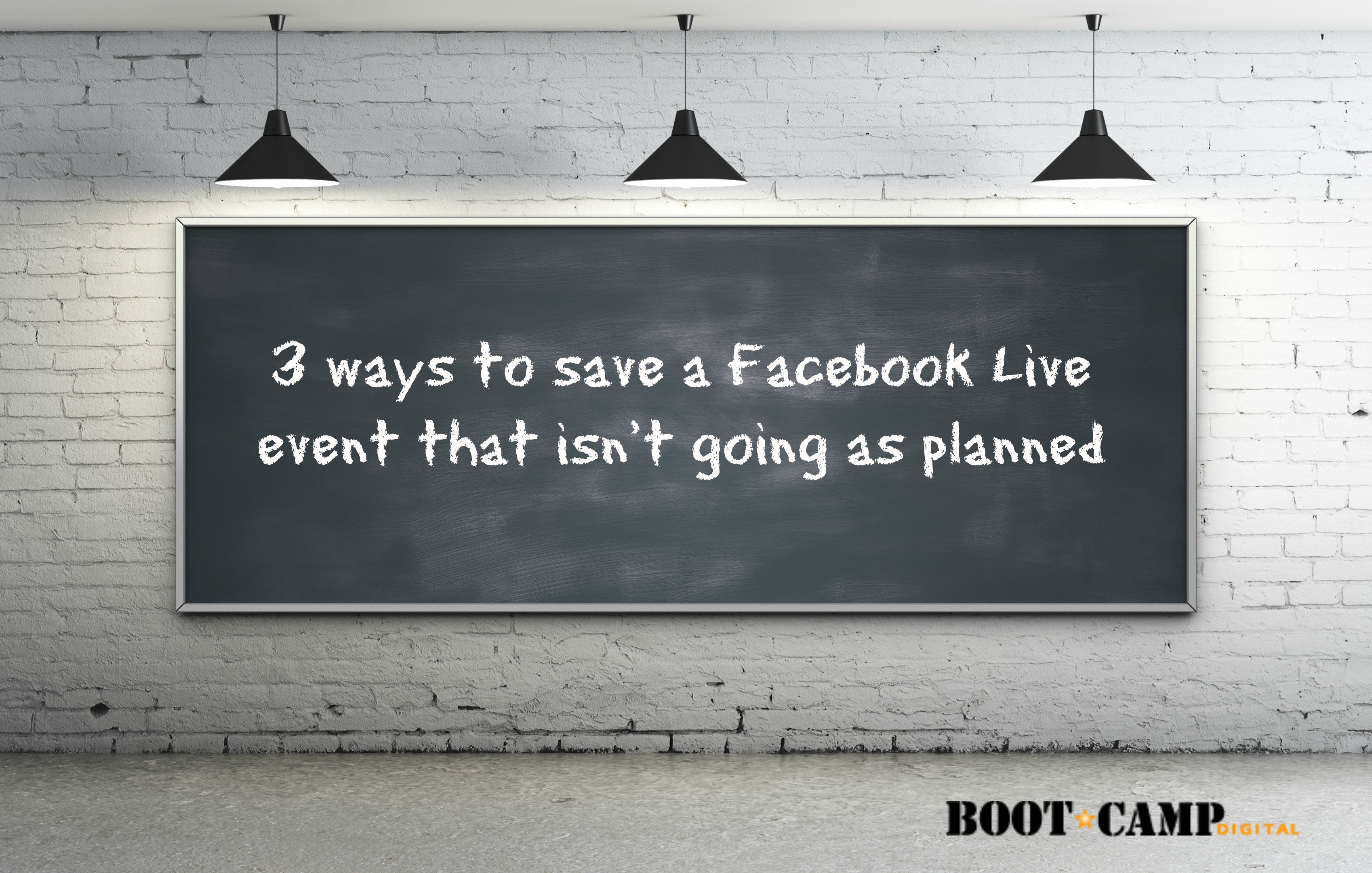 Facebook Live event, Facebook Live, saving a Facebook Live event, Facebook Live tips
