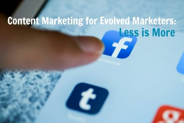 content marketing, digital marketing, social media marketing, social media quality, social media strategy