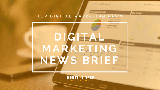 October 2018 digital marketing news updates