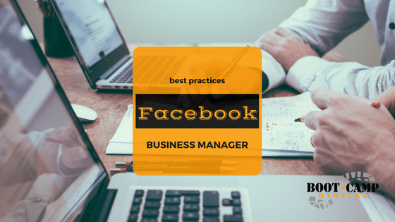 Facebook Business Manager, Facebook Business Pages