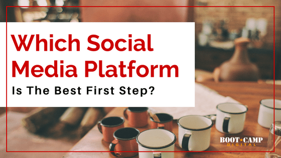 social media first steps for business, social media for business