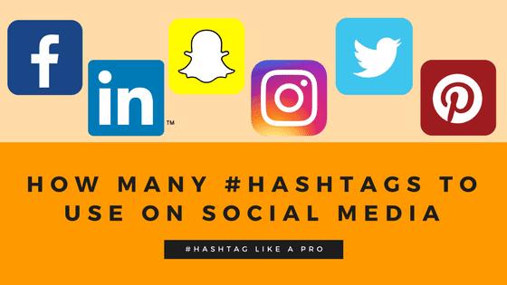 hashtags, social media, facebook, twitter, pinterest, snapchat, instagram, linkedin