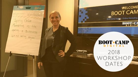 2018 Digital Marketing Training Workshop