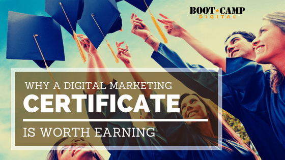 digital marketing certification, social media marketing certification, social media certification, online marketing certification