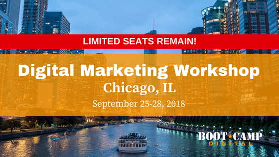 Chicago digital marketing training, digital marketing workshop, social media marketing workshop, Chicago
