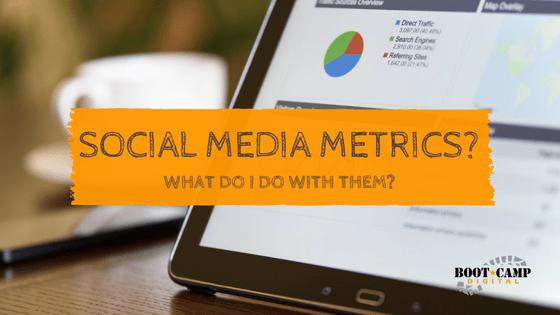 social media metrics, social metrics, digital marketing metrics, analytics