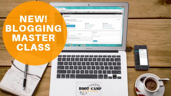 blogging training, blogging for business