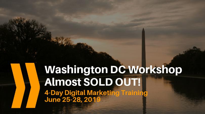Washington DC Digital Marketing Training