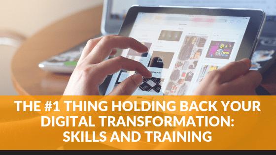 team training, corporate training, agency training, digital transformation