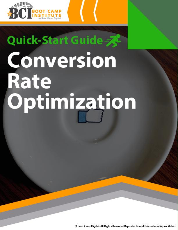 Quick-Start Convrsion Rate Optimization