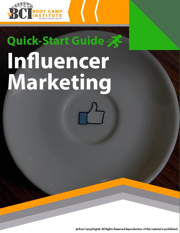 Influencer Marketing Course