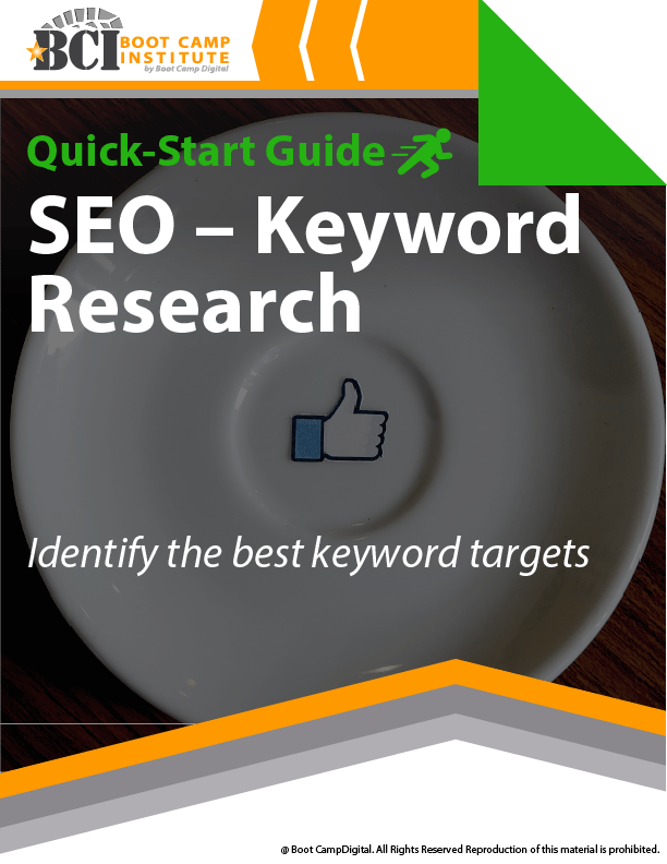 Quick-Start SEO Keyword Research