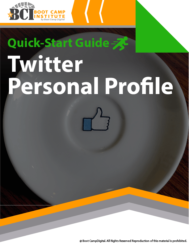 Quick-Start Twitter Personal Profile