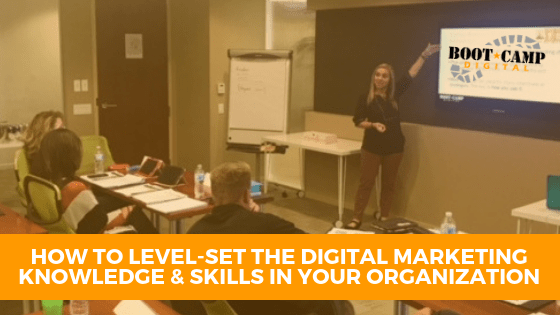 digital marketing training, corporate digital marketing training