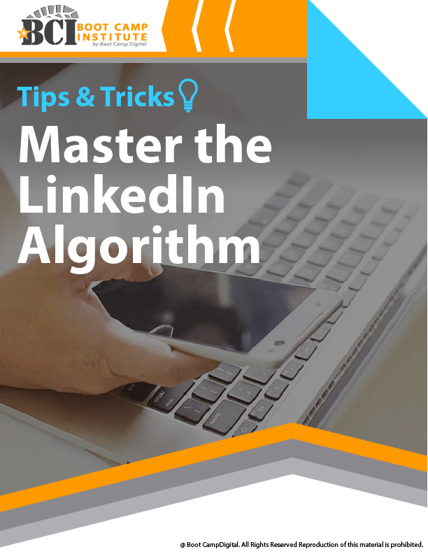 Tips and Tricks Master the LinkedIn Algorithm