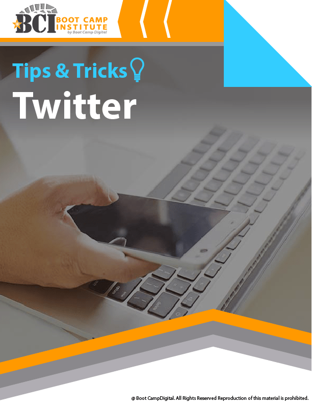 Tips and Tricks Twitter Marketing course