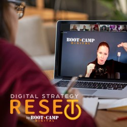 Digital Strategy Reset by boot camp digital