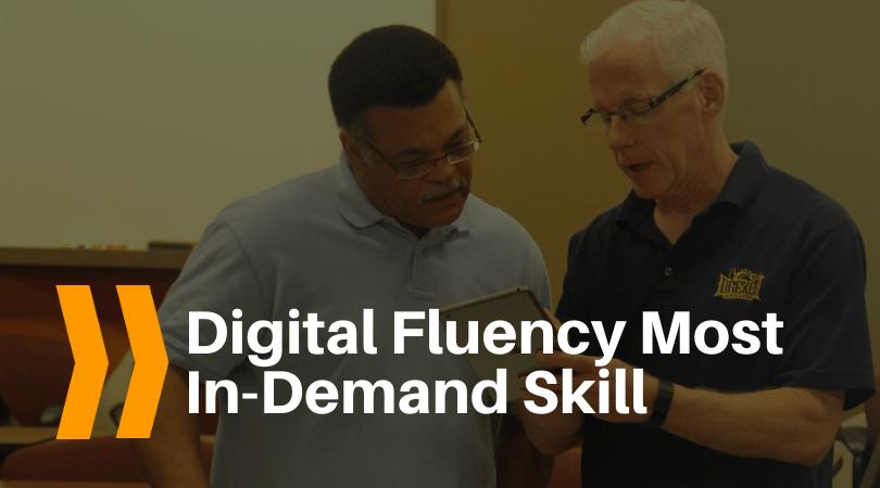Digital Literacy In Demand Skill