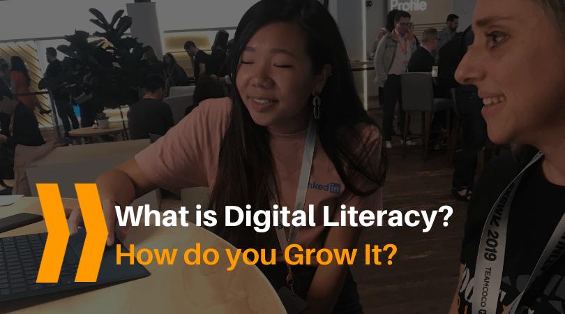 What is digital fluency