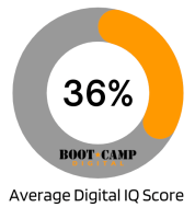 Average Digital IQ Score
