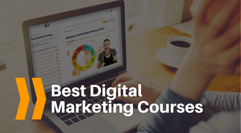 best digital marketing course