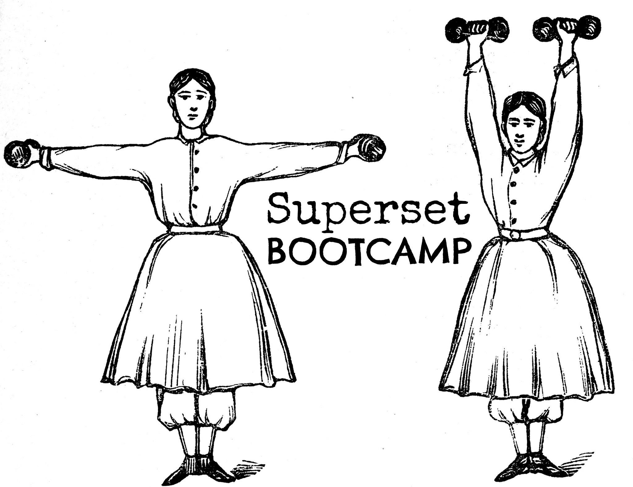 Dumbbell Hiit Bootcamp Workout