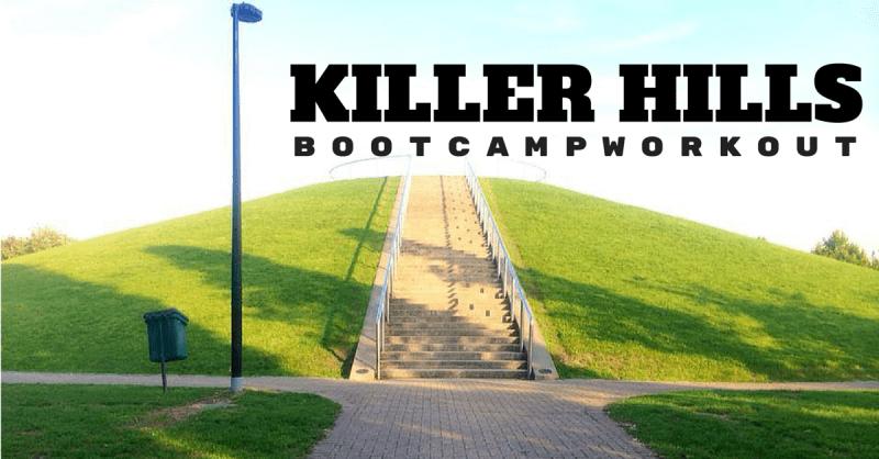 KILLER HILLS