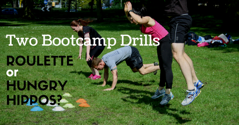 Two Bootcamp Drills