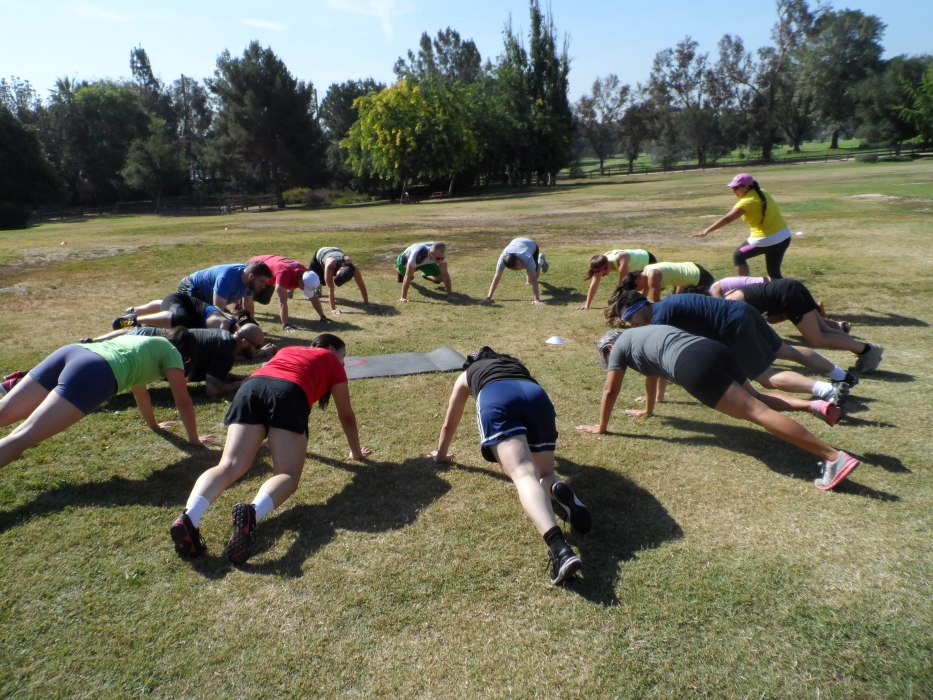 Childhood Throwback: Field Day Workout!