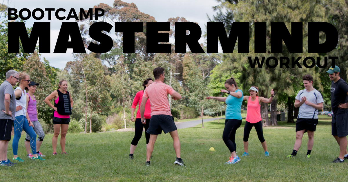 Bootcamp 'Mastermind' Workout