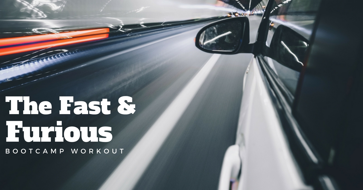 A Fast and Furious Workout