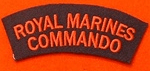 Badge, RM Commando