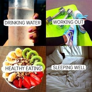 Drinkin, Working, Eating & Sleeping