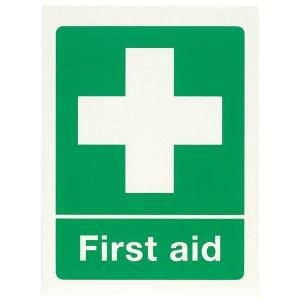 First Aid, Logo