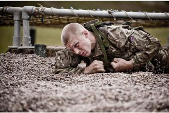 Pass Rates for the Royal Marines Commando Course (including