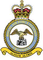 RAF Logo, RAF Cranwell