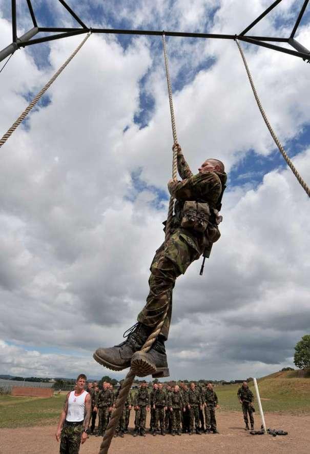 RM, 30ft Rope Climb (1)