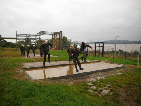 RM, Obstacle 1a