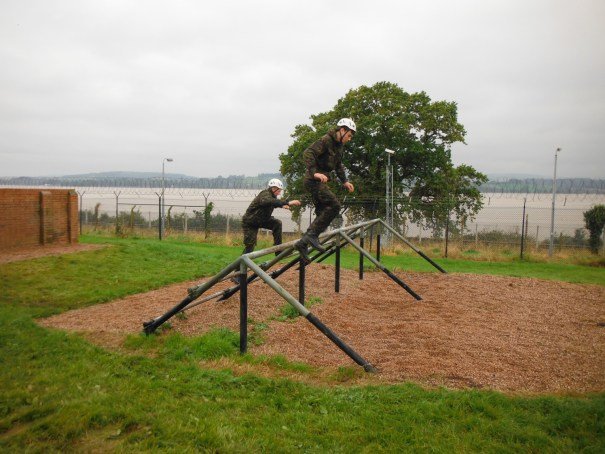 Royal Marines, Bottom Field, Obstacle 3