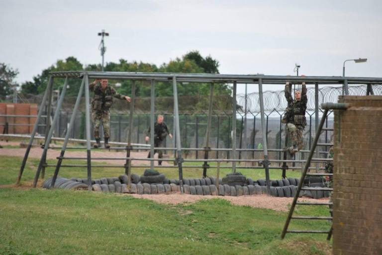 RM, Obstacle 5