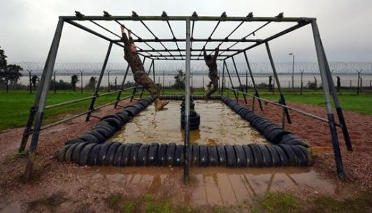 RM, Obstacle 5a