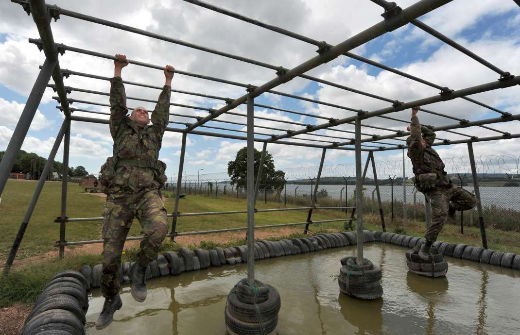 RM, Obstacle 5c
